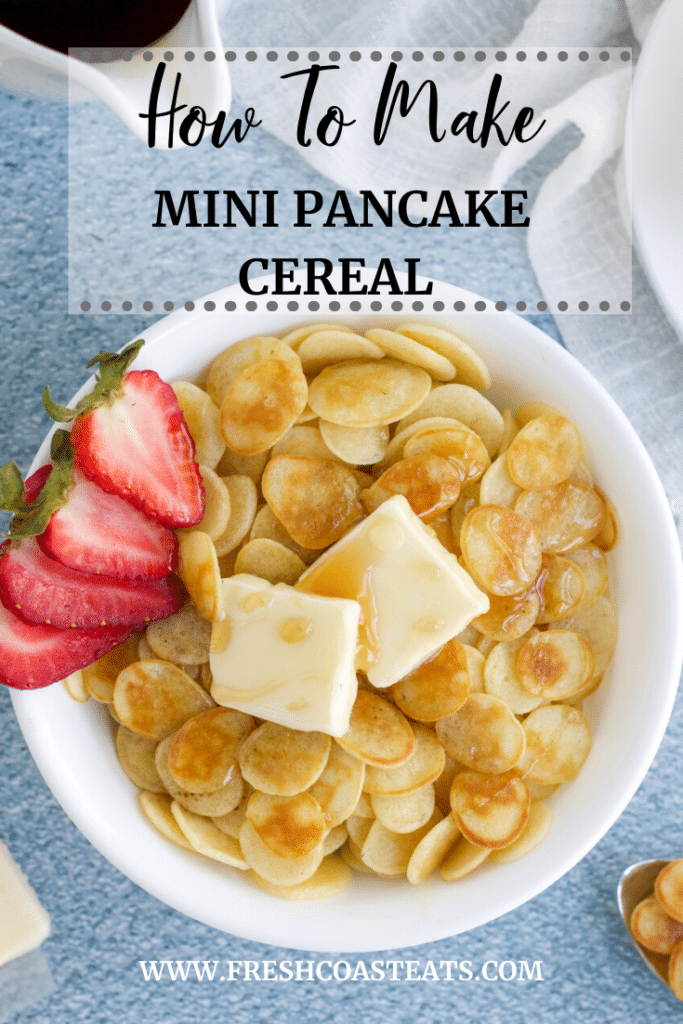 Pinterest image for pancake cereal